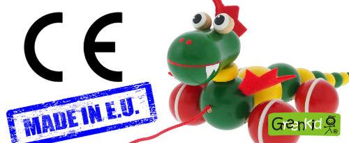 Značka kvalitních českých dřevěných hraček Greenkid vyrobených v EU. Abafactory made in EU.